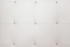 White leather material Royalty Free Stock Image