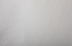White leather texture Stock Photos