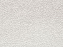 White leather texture Royalty Free Stock Photos