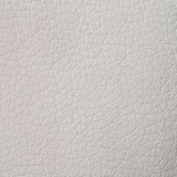 White leather texture Royalty Free Stock Photo