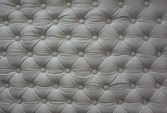 White leather texture Royalty Free Stock Images