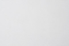 White leather texture closeup. Use for background. White leather texture closeup. Useful as for background Royalty Free Stock Image