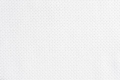 White Leather weave background Royalty Free Stock Image