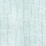 White leatherette texture for background. Royalty Free Stock Photography