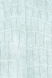 White leatherette texture for background. Royalty Free Stock Photos