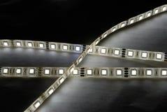 White led strip Stock Images