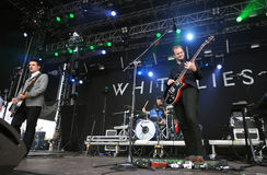 White Lies Stock Photos