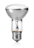 White light bulb Royalty Free Stock Photography