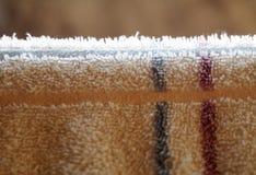 White light dark color cloth fibre fiber Royalty Free Stock Images
