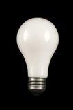 White Lightbulb Royalty Free Stock Image