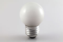 White lightbulb Royalty Free Stock Photos
