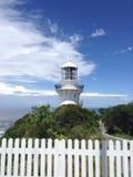 White Lighthouse Stock Photos