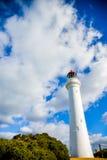 White lighthouse3 Royalty Free Stock Photos
