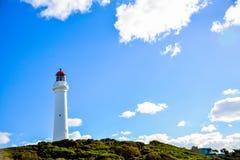 White lighthouse4 Stock Photos