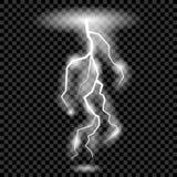 White Lightning  Stock Photography