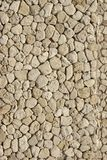 White Limestone Wall Which Look Like Old Texture Stock Image