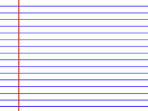 White line paper texture Royalty Free Stock Photography