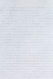 White line paper Stock Image
