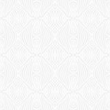 White linear seamless texture with medieval motifs Royalty Free Stock Photo