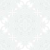 White linear texture in vintage style Stock Image