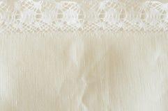 White linen royalty free stock photo