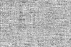 White linen canvas. The background image, texture.  stock photo