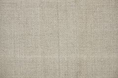 White linen canvas texture. Primed dense royalty free stock photography