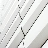 White lines Royalty Free Stock Photography