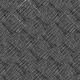 White lines fragments on a black background Royalty Free Stock Images