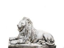 Lion figure Royalty Free Stock Photos