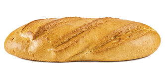 White loaf of bread Royalty Free Stock Photography