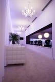 White lounge Stock Photos