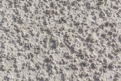 White lumped cracked soil Stock Photography