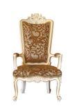 White luxury armchair Stock Photo