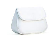 White make-up case. Taken on white background Stock Photo