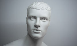 White mannequin Royalty Free Stock Image