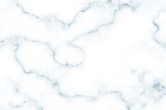 White marble abstract background and texture for pattern or prod Royalty Free Stock Photos