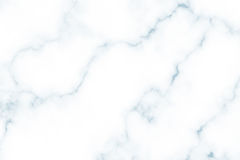 White marble abstract background and texture for pattern or prod Royalty Free Stock Photography