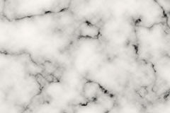 White marble abstract background and texture for pattern or prod Stock Photos