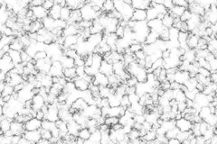 White marble abstract background and texture for pattern or prod Royalty Free Stock Image