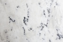 White marble background Royalty Free Stock Photo