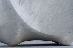 White marble detail Stock Image