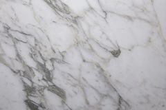 White marble with grey veins stock photos