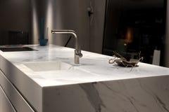 Free White Marble Kitchen Stock Photos - 78935273