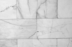White marble, natural pattern background For design stock image