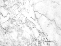 White marble, natural pattern background For design royalty free stock photography