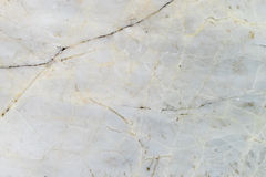 White Marble rock floor for texture background Stock Image