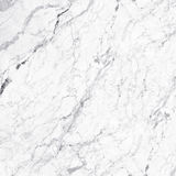White marble texture abstract background pattern. Stock Image