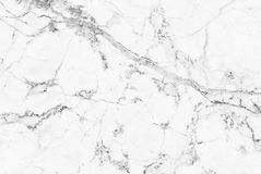 White marble texture abstract background pattern with high resolution. Royalty Free Stock Photo