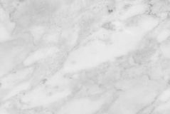 White marble texture background Royalty Free Stock Photography